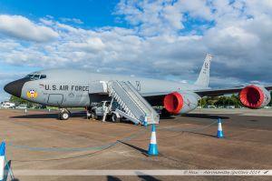 Boeing KC-135R Stratotanker (58-0100) US Air Force