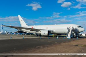 Boeing KC767J (97-3603) Japanese Air Self Defence Force