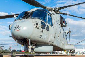 Agusta-Westland Merlin HM.1 (ZH836) Royal Navy