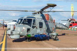 Westland Lynx HMA.8 (XZ723/672) Royal Navy