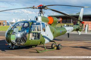 Westland Gazelle HT.2 (XX436) Royal Marines