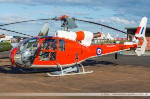 Westland Gazelle HT.3 (ZB627) Royal Air Force