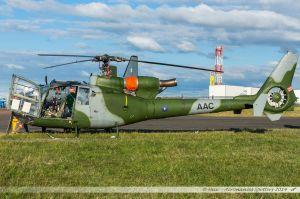 Aérospatiale SA 342 Gazelle (XZ327/AAC) Royal Army Air Corps