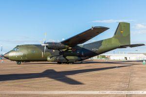 Transall C-160D (51+06) German Air Force