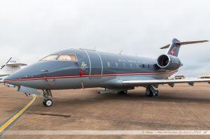 Bombardier Challenger 604 (C-172) Royal Danish Air Force