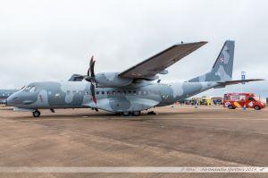 Casa C-295M (016) Polish Air Force