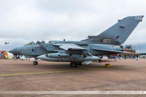 Panavia Tornado GR.4 (ZA542/035) Royal Air Force