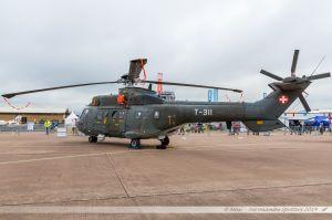 Aérospatiale AS 332M1 Super Puma (T-311) Swiss Air Force