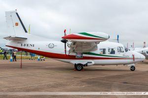 Piaggio P-166C (I-FENI) I Fenicotteri