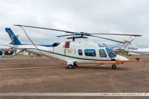Agusta A-109E (ZE416) ETPS - Royal Air Force