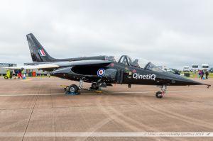 Dassault-Breguet-Dornier Alpha Jet A (ZJ647) Qinetic - Royal Air Force