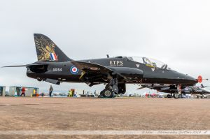 British Aerospace Hawk T.1 (XX154) Royal Air Force