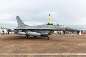 Lockheed Martin F-16A Fighting Falcon (E-008) Royal Danish Air Force
