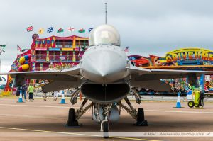 Lockheed Martin F-16AM Fighting Falcon (J-624) Royal Netherlands Air Force