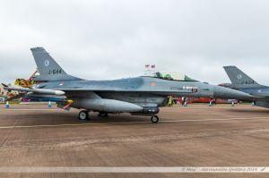 Lockheed Martin F-16AM Fighting Falcon (J-644) Royal Netherlands Air Force
