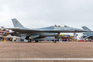 Lockheed Martin F-16AM Fighting Falcon (FA-92) Belgium Air Force
