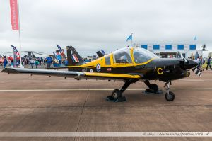 Scottish Aviation Bulldog T-1 (G-CBCB/XX537/C) Royal Air Force