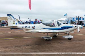 Grob G-115E Tutor (G-BYXE) Royal Air Force
