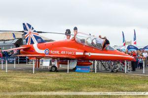 [Réplique] British Aerospace Hawk T.1  (XX308) Royal Air Force