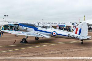 De Havilland Canada DHC-1 Chipmunk (WK514) Royal Air Force