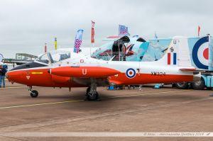 BAC Jet Provost Mk5 (XW324) Royal Air Force