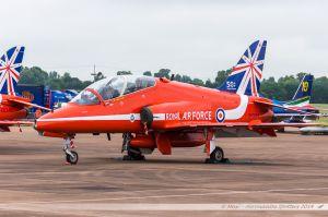 British Aerospace Hawk T.1 (XX244) Royal Air Force