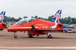 British Aerospace Hawk T.1 (XX311) Royal Air Force