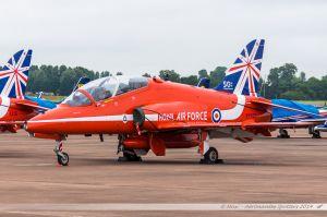 British Aerospace Hawk T.1 (XX323) Royal Air Force