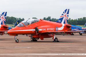 British Aerospace Hawk T.1 (XX319) Royal Air Force