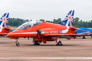 British Aerospace Hawk T.1 (XX322) Royal Air Force