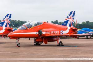 British Aerospace Hawk T.1 (XX310) Royal Air Force