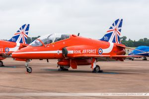 British Aerospace Hawk T.1 (XX219) Royal Air Force
