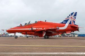 British Aerospace Hawk T.1 (XX242) Royal Air Force
