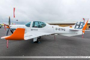 Grob G120TP (D-ETPG) Grob Aerospace