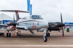 Beechcraft 350ER Avenger T.1 (N350KA) Beechcraft Corporation