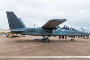 Textron AirLand Scorpion (N531TA) Testron Airland