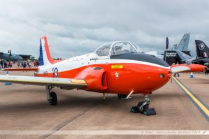 Hunting Percival Jet Provost T.3A (G-BVEV/XM479) Newcastle Jet Provost