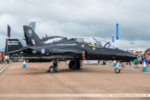 British Aerospace Hawk T.1 (XX162) Royal Air Force