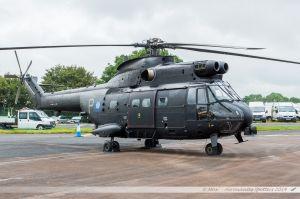 Westland Puma HC.2 (ZJ955) Royal Air Force