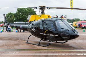 Aérospatiale Squirrel HT.2 (ZJ243) RAF - Defence Helicopter Flying School