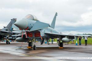 Eurofighter Typhoon EF2000 (31+05) German Air Force