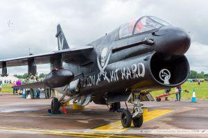 """LTV A-7E Corsair II (160616) Greek Air Force """"Royal Air Tattoo 2014 special c/s"""""""