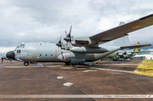 Lockheed C-130H Hercules (CH-11) Belgium Air Force