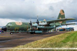Lockheed C-130H Hercules (7T-WHE) Algerian Air Force
