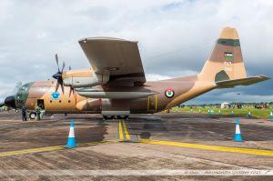 Lockheed C-130H Hercules (346) Royal Jordanian Air Force