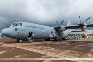 Lockheed Martin C-130J-30 Hercules (5699) Royal Norwegian Air Force