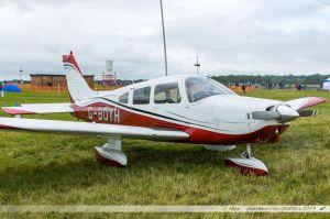 Piper PA-28-151 Cherokee Warrior (G-BOYH) Private