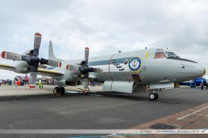"Lockheed P-3C Orion (60+05) German Navy ""'Graf Zeppelin' Marinefliegergeschwader - 50th years old"""