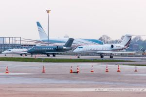 Gulfstream Aerospace G450 (N440QS) Netjets Aviation