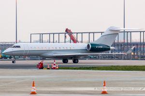 Bombardier BD-700-1A10 Global Express XRS (G-XXRS) TAG Aviation UK